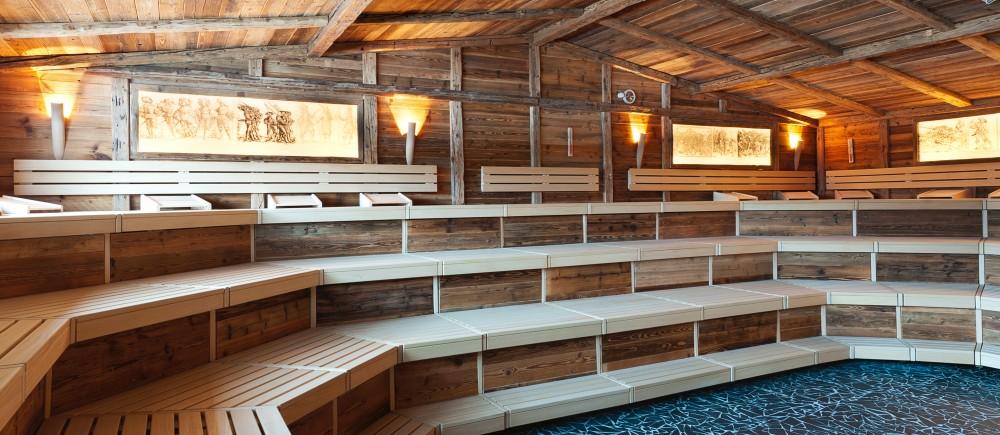 ALpentherme Reutte Sauna
